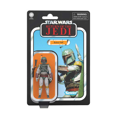 Star Wars The Vintage Collection Boba Fett Return of the Jedi Action Figure