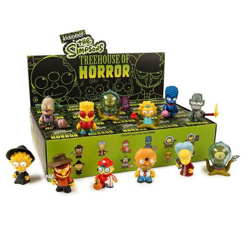 Simpsons Tree House of Horrors Mini Vinyl Figure Blind Box