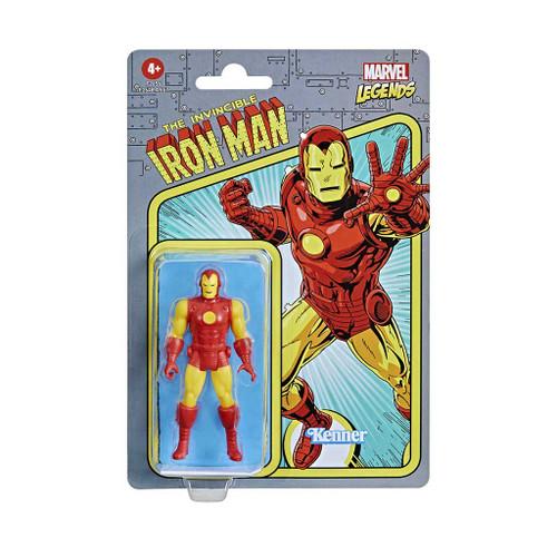 Marvel Legends Retro 375 Collection Iron Man Action Figure