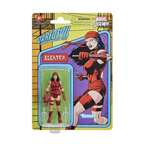 Marvel Legends Retro 375 Collection Elektra Action Figure