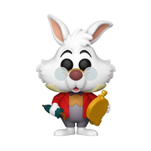 Alice in Wonderland 70th Anniversary White Rabbit with Watch Pop! Vinyl Figure #1062