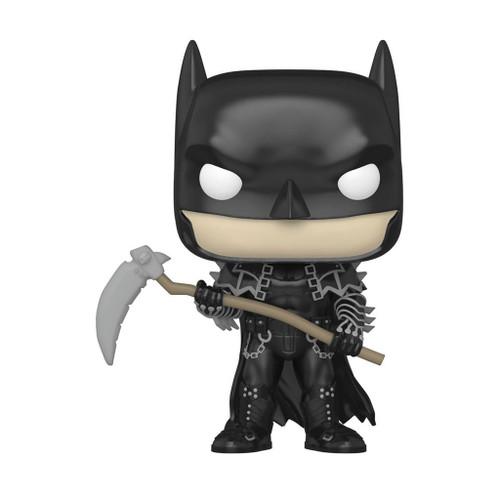 DC Comics Batman with Scythe Pop! Vinyl Figure #397