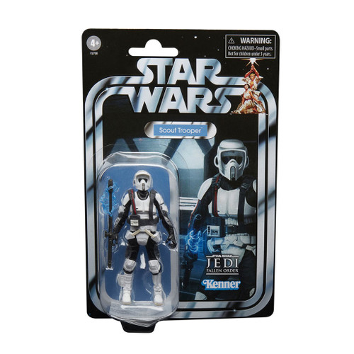 Star Wars The Vintage Collection Shock Scout Trooper Action Figure