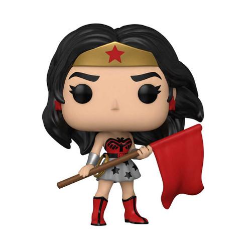 Wonder Woman 80th Anniversary Superman: Red Son Pop! Vinyl Figure #392