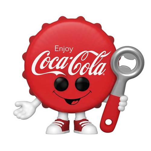 Coca-Cola Coke Bottle Cap Pop! Vinyl Figure #79