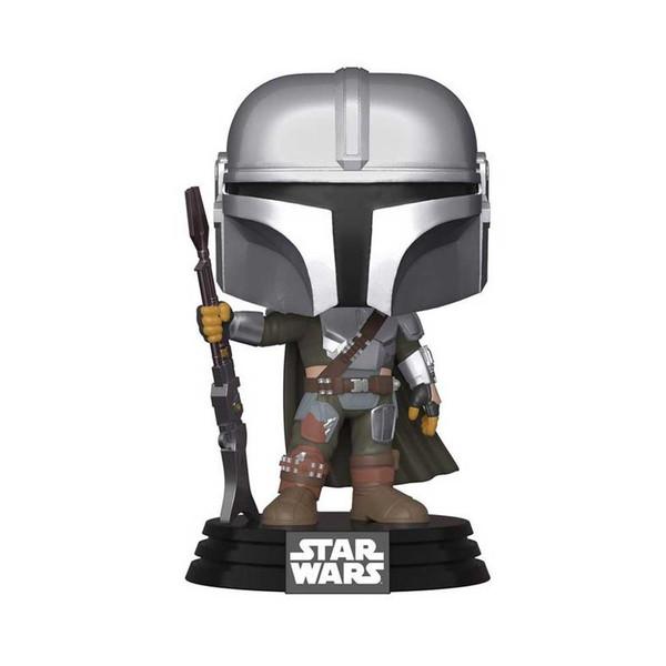 Star Wars The Mandalorian Pop! Vinyl Figure #345