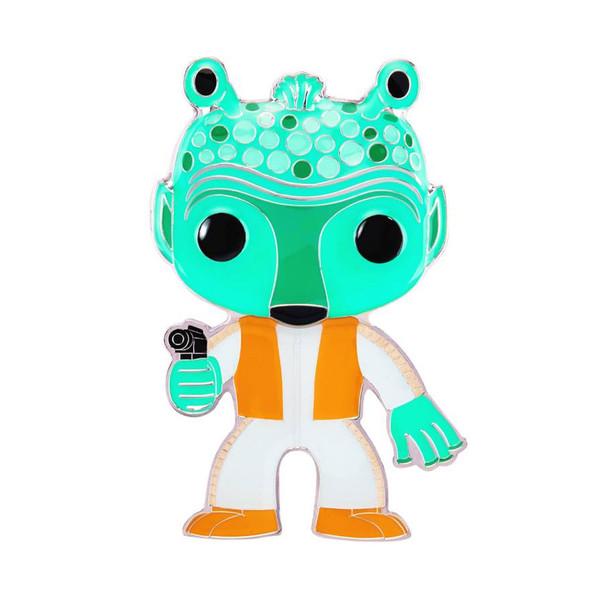 Star Wars Greedo Large Enamel Pop! Pin #04