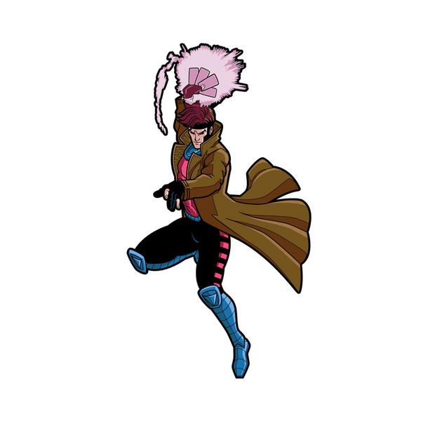 X-Men Gambit Animated FiGPiN Enamel Pin #439