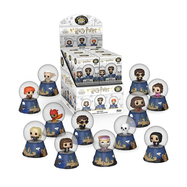 Harry Potter Mystery Mini Snow Globe Blind Box