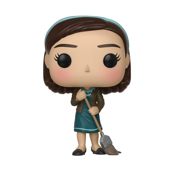 The Shape of Water Elsa With Broom Pop! Vinyl Figure #626