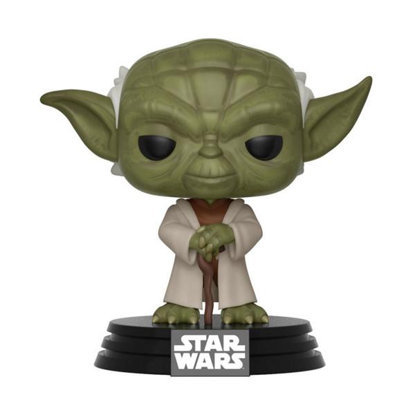 Star Wars The Clone Wars Master Yoda Pop! Vinyl Figure #269