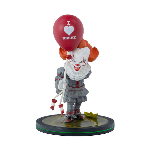 It: Chapter 2 Pennywise I Heart Derry Q-Fig Figure