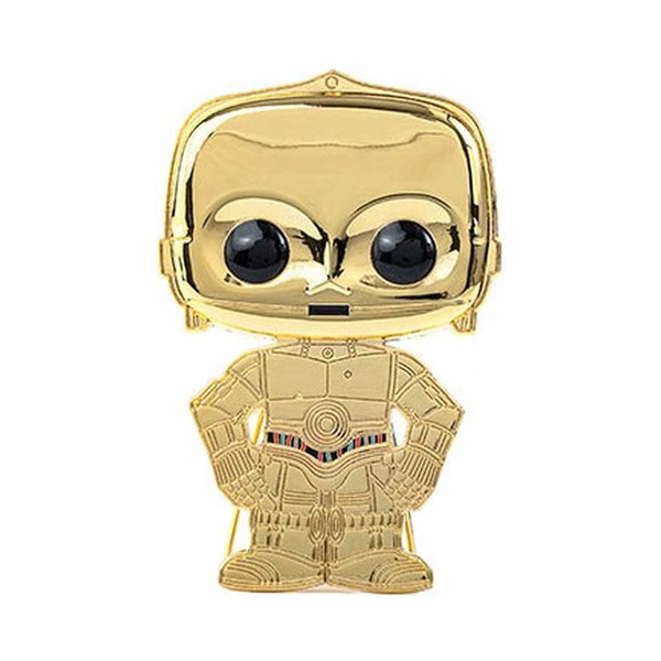 Star Wars C-3PO Large Enamel Pop! Pin #10