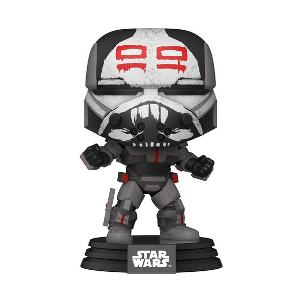Star Wars The Clone Wars Wrecker Pop! Vinyl Figure #413