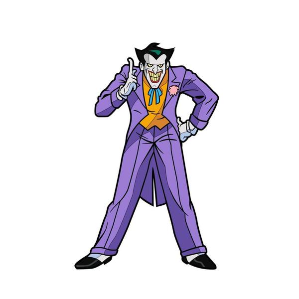 The Joker Batman the Animated Series FiGPiN Enamel Pin #480