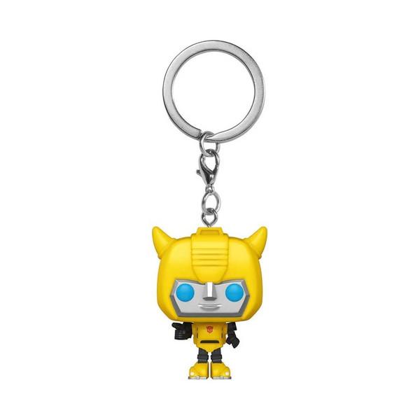 Transformers Bumblebee G1 Pocket Pop! Keychain