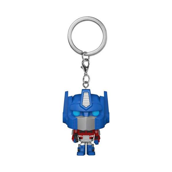 Transformers Optimus Prime G1 Pocket Pop! Keychain