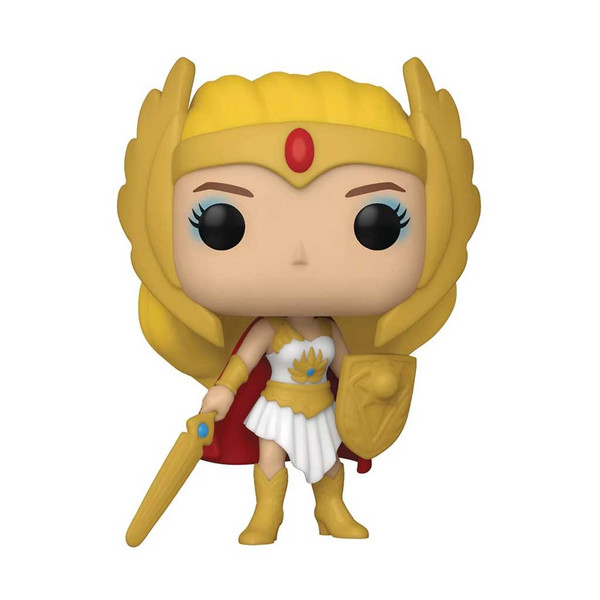 Masters of The Universe She-Ra Glow-in-the-Dark Specialty Series Pop! Vinyl Figure #38 Retro Toys