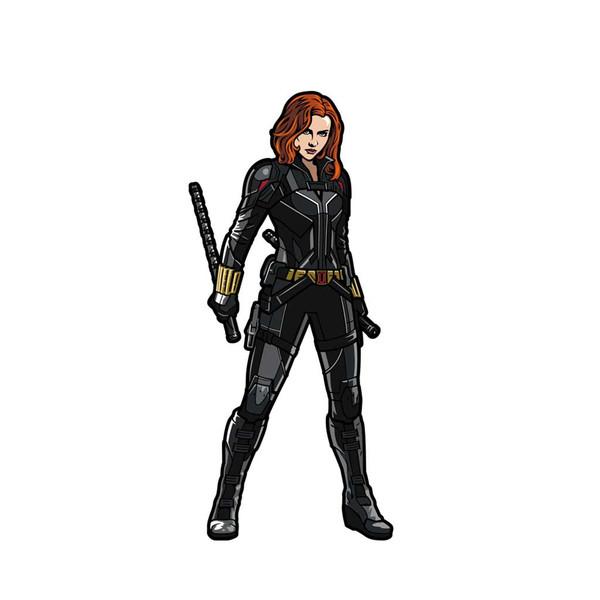 Black Widow FiGPiN Enamel Pin #398
