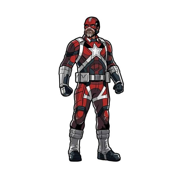Black Widow Movie Red Guardian FiGPiN Enamel Pin #401