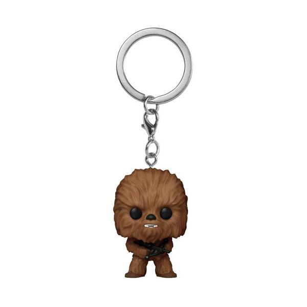 Star Wars Chewbacca Pocket Pop! Keychain-