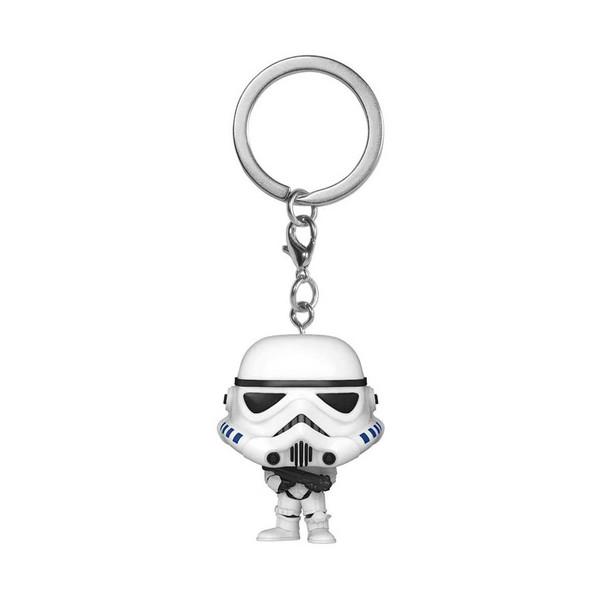 Star Wars Stormtrooper Pocket Pop! Keychain