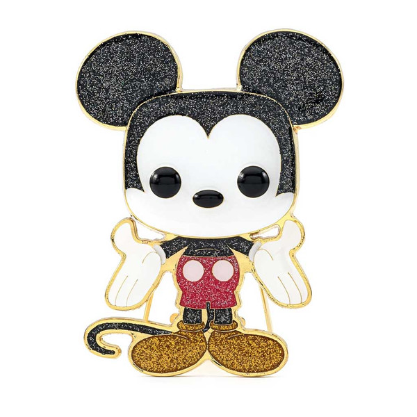 Disney Mickey Mouse Large Enamel Pop! Pin #01