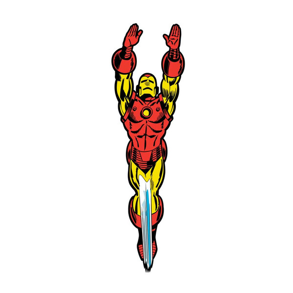 Iron Man Marvel Classic FiGPiN Enamel Pin #446