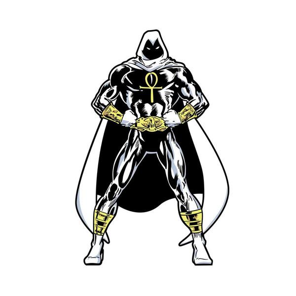 Moon Knight Marvel Classic FiGPiN Enamel Pin #544