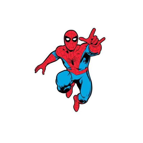 Spider-Man Marvel Classic FiGPiN Enamel Pin #545