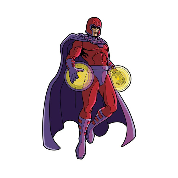 Magneto X-MEN Animated FiGPiN Enamel Pin #643