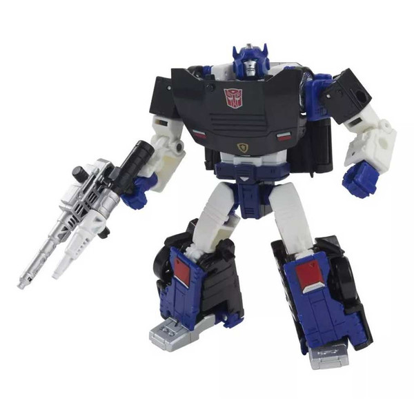 Transformers Generations Selects War for Cybertron Deluxe Deep Cover