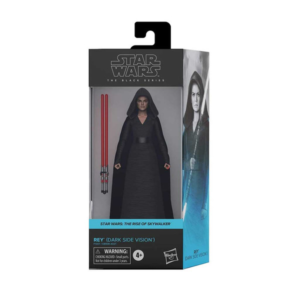Star Wars The Black Series Rey Dark Side Vision 6-Inch Action Figure