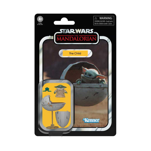 Star Wars The Vintage Collection The Child with Pram Action Figure