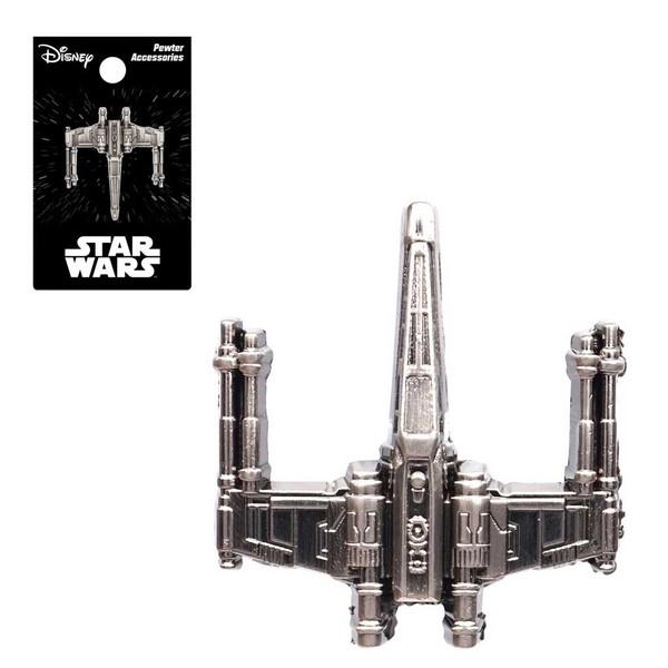 Star Wars X-Wing Pewter Lapel Pin