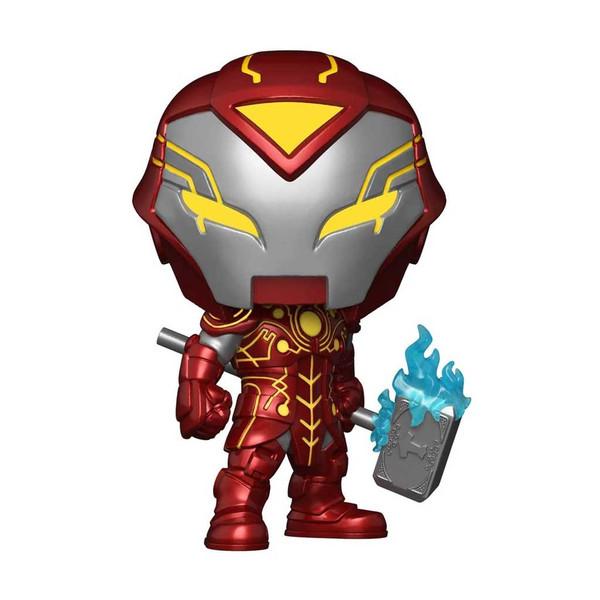 Marvel Infinity Warps Iron Hammer Pop! Vinyl Figure #857