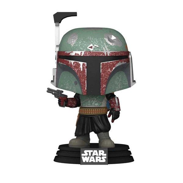 Star Wars The Mandalorian Boba Fett Pop! Vinyl Figure #462