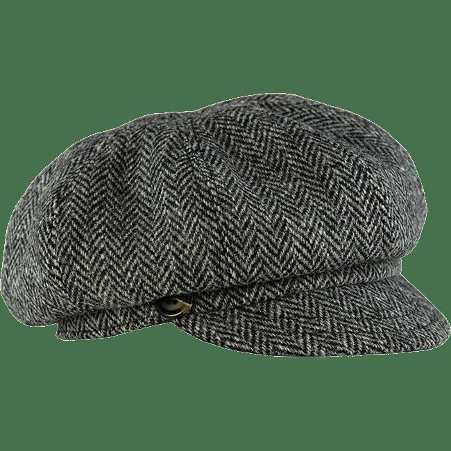 The Gatsby Cap in Harris Tweed  2aa7e680cfa