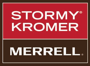 Merrell and Stormy Kromer Logo