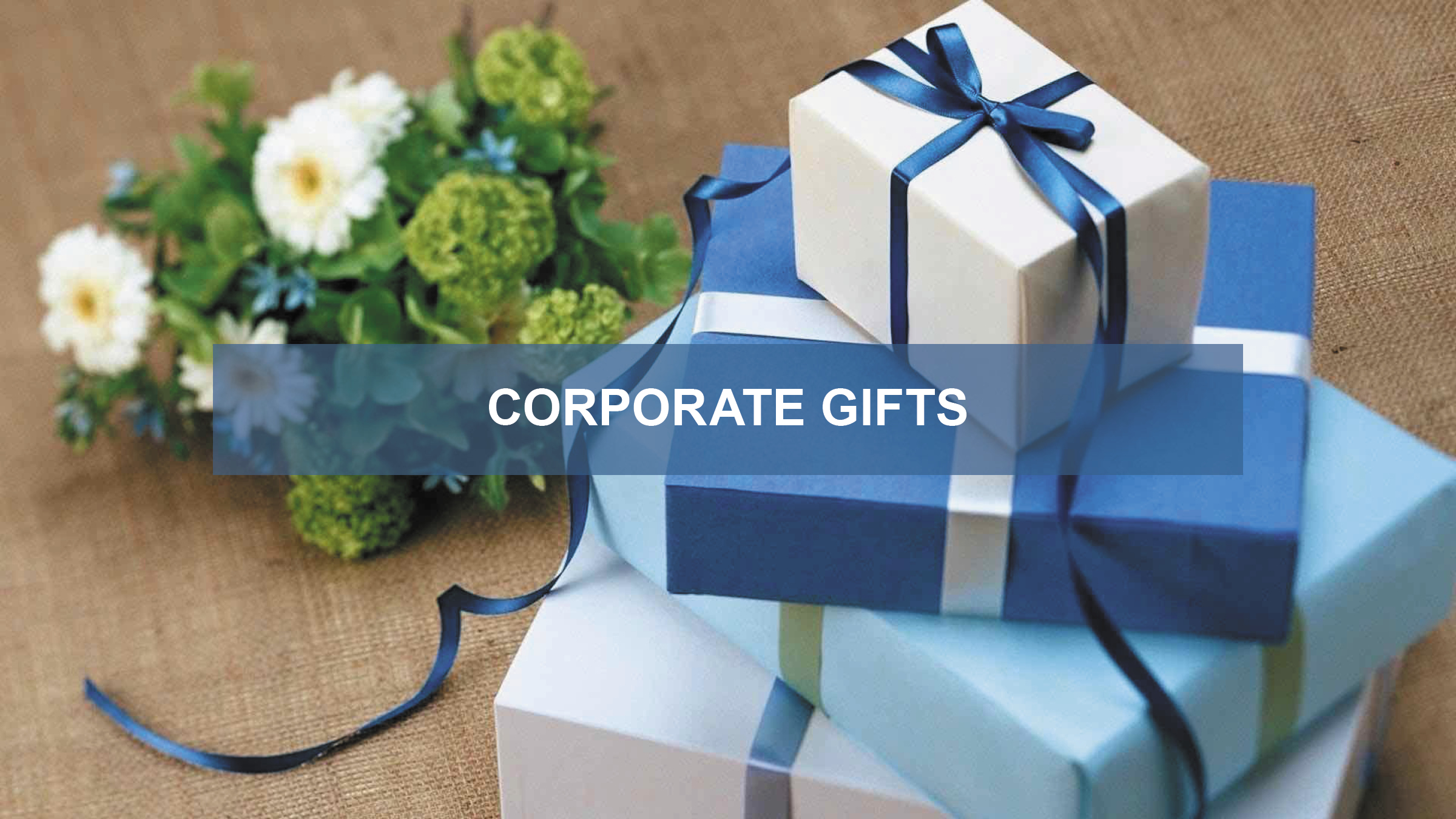 corporate gifts department