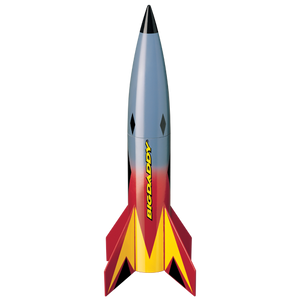 "Big Daddy ""E"" Flying Model Rocket - Estes 2162"