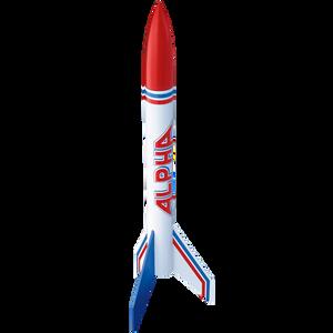 Alpha Flying Model Rocket - Estes 1225