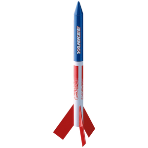 Yankee  Flying Model Rocket - Estes 1381