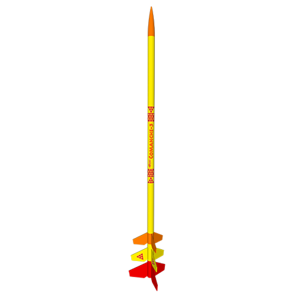 Comanche-3 Estes 7245