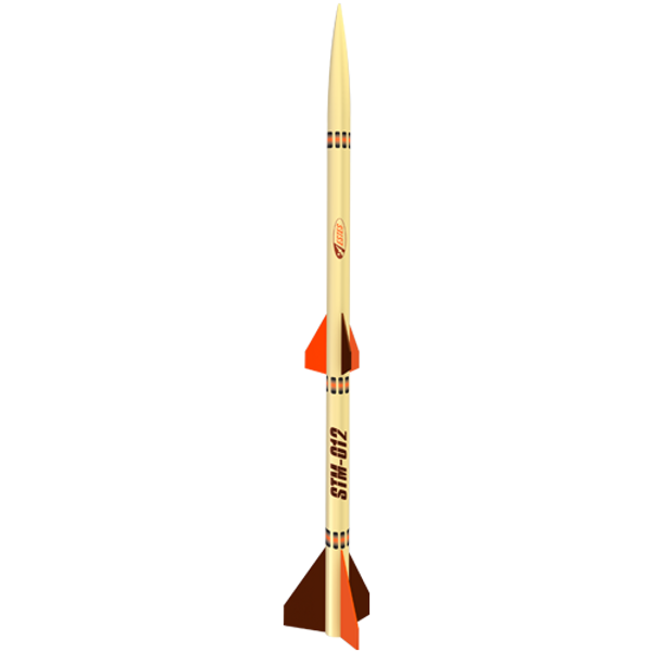 STM 012™ Flying Model Rocket - Estes 7221