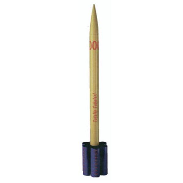 Totally Tubular Model Rocket Kit - Quest 1012