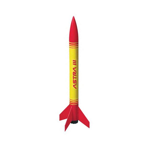 Astra III  Model Rocket Kit - Quest 1610