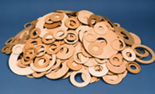 """1/8"""" PLY CENTERING RINGS 63mm-38mm - LOC Precision 19009"""