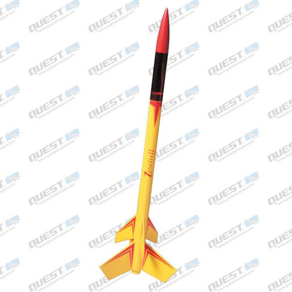 Zenith II  Model Rocket Kit - Quest 3005