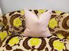 Luxury Mohair Throw Pillow,  Dusky Pink